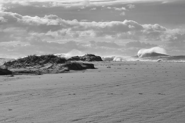 Warrain Beach at Lake Wollumboola: Photo Chris Grounds