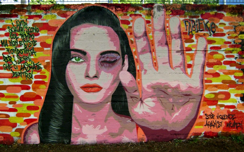 Fabieke-Graffiti Street Art, Bologna