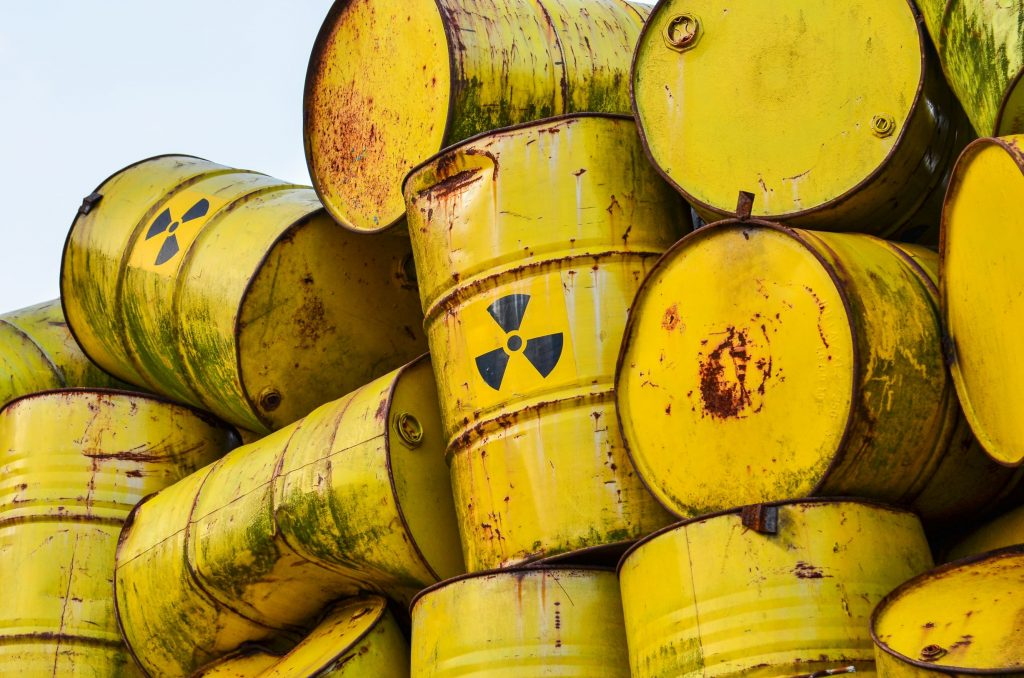 Nuclear waste management is difficult and dangerous