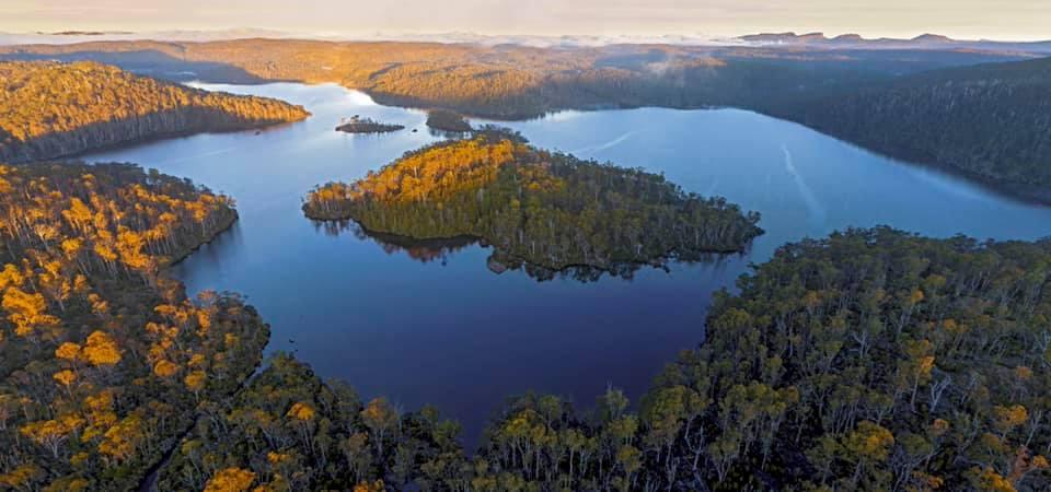 Lake Malbena, Tasmania