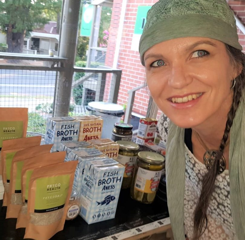 Pia Winberg is pioneering seaweed for food, cosmetic and pharmaceutical products at the south coast