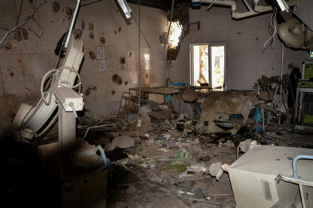 The Kunduz Trauma Centre in Afghanistan was bombed in October 2015, 42 people lost their lives and many more were injured