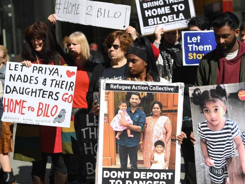 Biloela Tamil family now reunited in Perth but still not free being in community detention and still not home
